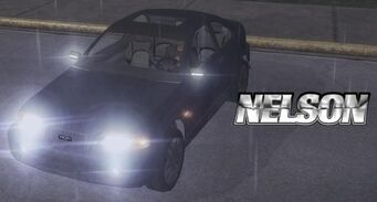 Nelson - front left with lights and logo in Saints Row 2