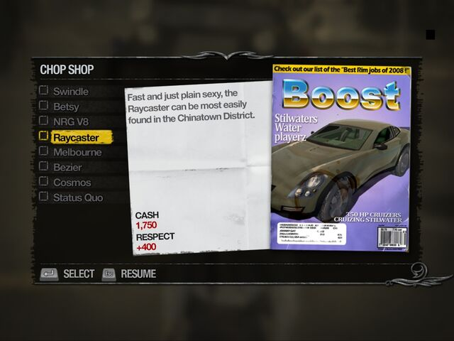 File:Raycaster - Apartments Chop Shop list in Saints Row 2.jpg