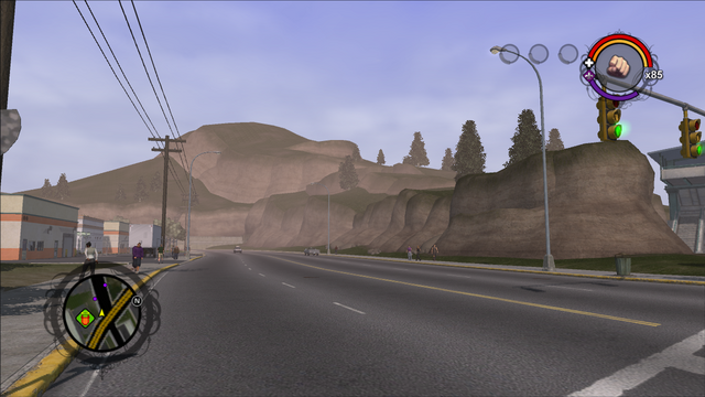 File:Mount Claflin - view from Apartments district in Saints Row.png