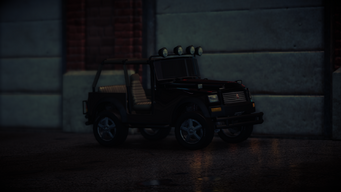 Swindle - Ultimate variant - front right in Saints Row IV