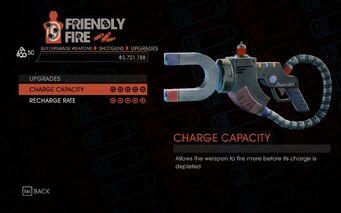 Warped Weapon Upgrades