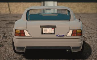 Saints Row IV variants - Phoenix Average - rear