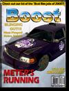 Boost-unlock taxi