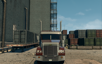 Peterliner - front in Saints Row The Third