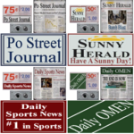Newsstand d
