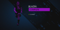 Blazin
