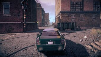 Infuego - rear in Saints Row IV