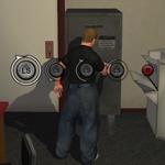 Theft - safecracking combo - up clockwise full circle B
