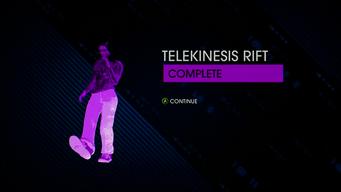 Telekinesis Rift complete 2 SRIV livestream