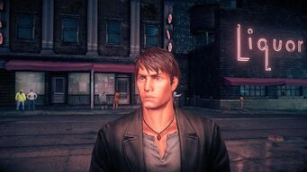 Josh Birk - face in Saints Row IV