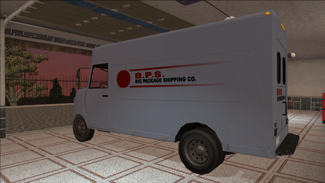 File:Saints Row variants - Delivery Truck - BPS - rear left.png