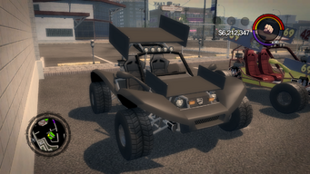Mongoose - Average variant in Saints Row 2