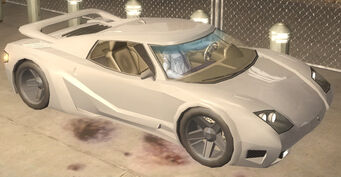 Bezier - front right in Saints Row 2