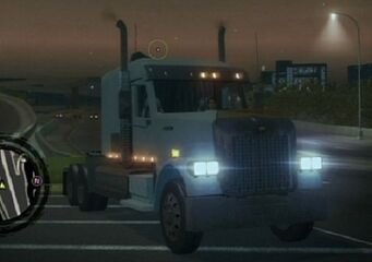Peterliner - front right with lights in Saints Row 2