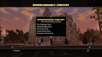 Saints Row DLC list