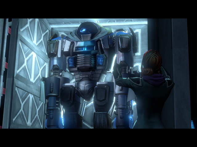 File:Matt's Back - Kinzie and Mech Suit.png