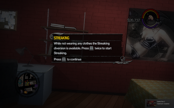 Streaking tutorial in Saints Row 2