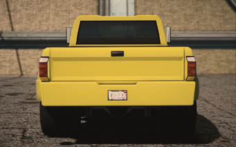Saints Row IV variants - Compensator viceking - rear