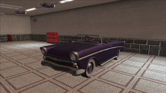 Saints Row variants - Hollywood - ClassicPurple3 - front left