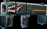 SRIV Explosives - RPG - J7 Rocket Launcher - Warbird