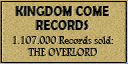 Kingdom Come Records plaque