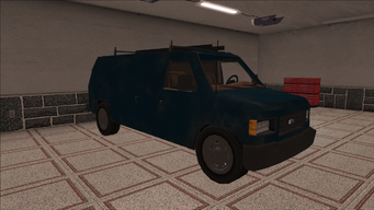 Saints Row variants - NRG V8 - beater - front right