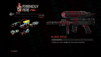 Weapon - Rifles - Burst Rifle - Main