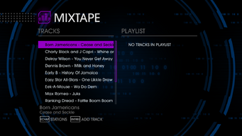 Four 20 103.6 - first 9 tracks of Track List in Saints Row IV