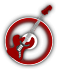 Saints Row 2 clothing logo - guitar