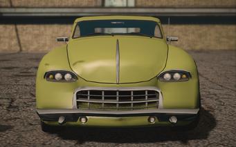 Saints Row IV variants - Lightning Classic - front
