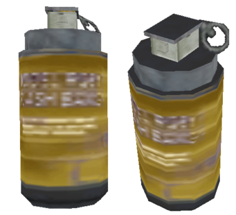 Flashbang from Saints Row 2 in model viewer