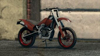 Sandstorm - front right in Saints Row The Third