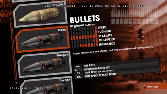 Saints Row Money Shot Bullet - Goon