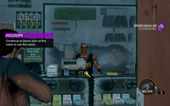 Store Hold Ups in Saints Row The Third