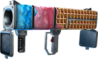SRIV Explosives - RPG - J7 Rocket Launcher - Waffle Cone