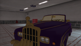Saints Row variants - Baron - Reward - hood ornament