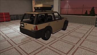 Saints Row variants - Quasar - Standard - rear right