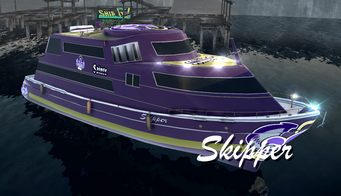 Skipper - Saints variant - front right in Saints Row 2