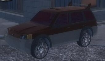 Quasar - front left in Saints Row 2