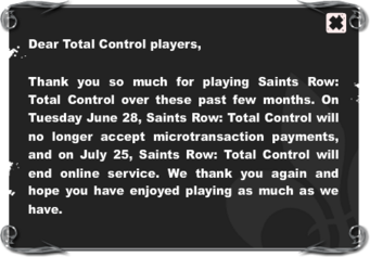 SRTC message