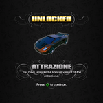 Saints Row unlockable - Vehicles - Attrazione