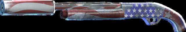 File:SRIV Shotguns - Semi-Auto Shotgun - Full Choke Silenced - Spirit of '76.png