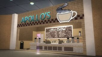 Apollos in Rounds Square Shopping Center