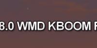 108.0 WMD KBOOM FM