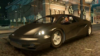 Attrazione - front left in Saints Row The Third