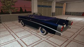 Saints Row variants - Hollywood - ClassicBlue3 - rear left