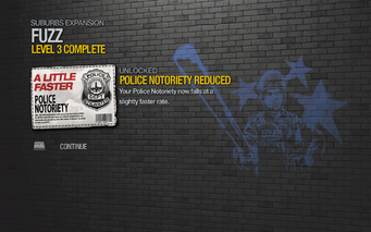 Police Notoriety Reduced 1 unlocked SR2