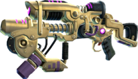 SRIV Special - Abduction Gun - Abduct-O-Matic - Gold-Plated