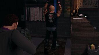 Robbing Rusty's Needle 2 (SRTT)