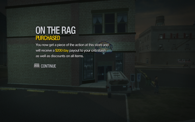 File:On The Rag in Prawn Court purchased in Saints Row 2.png